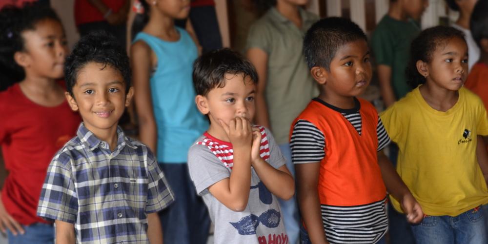 Ecole du dimanche CEIM Francophone Antananarivo